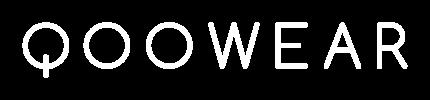 QOOWEAR logo_19 - No Tagline Logo White 1500px